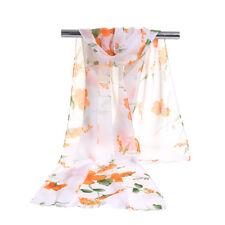 New Fashion Women Long soft Wrap scarf Ladies Shawl Chiffon Scarf Scarves