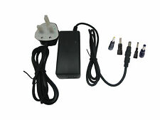 12V DC 5A 5000mA DC Power Supply Adapter 100V - 240V AC with Power Cord