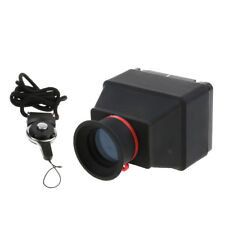 For Canon Nikon Sony DSLR Camera Viewfinder Magnifier 3X 3.2 Inch LCD Screen