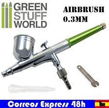 Aerografo GSW Doble-Acción 0.3mm - Herramientas Pintura, modelismo, Airbrush