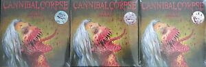 CANNIBAL CORPSE Violence Unimagined vinyl bundle ltd. 100 200 300 SOLD OUT OVP