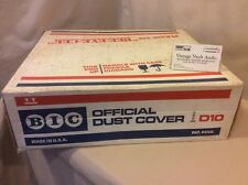 BIC 920 Turntable Dustcover Model D-10 New in Box