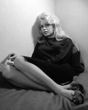 BRIGITTE BARDOT 8X10 RARE 1960'S PHOTO SHOOT