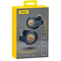 Jabra Elite Active 65t True Wireless Earbuds Retail Box Manufacturer Refurbished