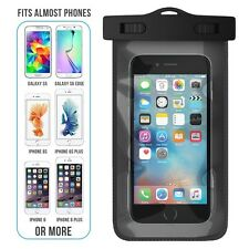 Waterproof Underwater Pouch Bag Dry Case Cover 5.5-Inch for iPhone 5 5s 6 Samsung