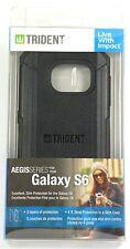TRIDENT AG-SSGXS6-BK000 Samsung Galaxy S6/S 6 Aegis Series Case (Black)