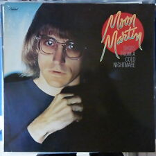 MOON MARTIN LP SHOTS FROM A COLD NIGHTMARE 1978 GERMANY VG++/EX OIS