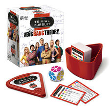 The Big Bang Theory™ TRIVIAL PURSUIT® Ages 8+ New 2017 USAopoly