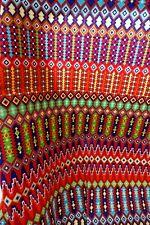 Stoff Baumwolle Ottoman Mexico Bunt Frida Ethno Vorhang Kissen Tischdecke 0,5mtr