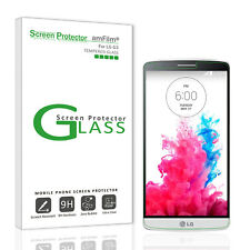 LG G3 amFilm Premium Tempered Glass Screen Protector (1 Pack)