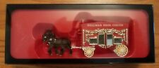 Preiser 22151 HO The Great Circus Train-Gollmar Bros Wagon with Rider and Horses