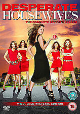 Desperate Housewives - Series 7 - Complete (DVD, 2011, 6-Disc Set, Box Set)