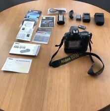 Nikon D D700 Digital SRLCamera Black Body & MB-D10 Battery Grip
