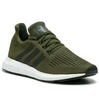 SCARPE ADIDAS ORIGINALS UOMO SWIFT RUN CG6167 VERDE NUOVE ORIGINALI SNEAKERS