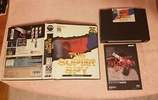 THE SUPER SPY NEO GEO NEOGEO AES RARE JAPAN MINT RARE jp jap SNK rar original