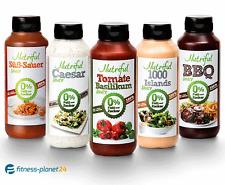 Nutriful Sauce 0% Fett und Zucker 5 x 265ml - Low Carb Ernährung