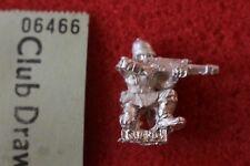 Games Workshop Warhammer 40k Praetorian Trooper Lasgun Metal Figure WH40K OOP B