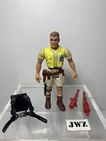 Jurassic Park - Robert Muldoon Action Figure  - Kenner - 1993