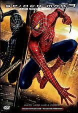 NEW DVD // SPIDERMAN 3 // Tobey Maguire, Kirsten Dunst, James Franco, Thomas Had