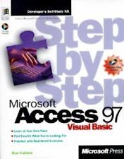 Microsoft Access 97 Visual Basic (Step By Step (Microsoft))