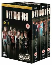 BAD GIRLS THE COMPLETE COLLECTION DVD BOX SET SERIES 1-8 BRAND NEW & SEALED