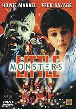 DVD Little Monsters Fred Savage Howie Mandel Die kleinen Monster 1989 kleine