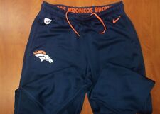 Nike NFL Denver Broncos Football Therma-Fit Training On Field Sweatpants XL