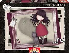EDUCA JIGSAW PUZZLE GORJUSS PURRRRRECT LOVE SUZANNE WOOLCOTT 1000 PCS #15997