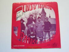 SPANKY & OUR GANG Sunday Morning picture sleeve AUTOGRAPHED
