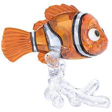New Swarovski Nemo Brand New In Box #5252051 Disney Clown Orange Fish Sale$ F/Sh