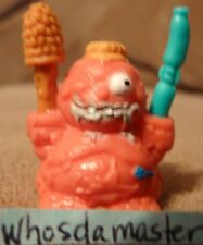 The Trash Pack UFT Series 1 #48 GOOMU WRESTLER Red Mini Figure Mint OOP