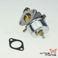 For Tecumseh 7hp 8hp 9hp HM70 HM80 Ariens MTD Toro Snowblower Carburetor Card