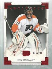2013-14 ARTIFACTS ILYA BRYZGALOV RED PARALLEL #ED175/299