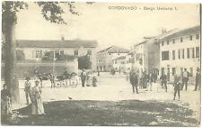 CORDOVADO - BORGO UMBERTO I (PORDENONE)