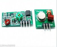 5 sets 315Mhz RF Wireless Transmitter  +  Receiver Link Kit Module for Arduino