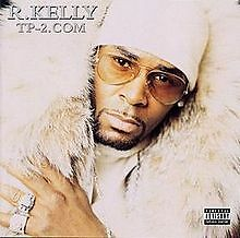 R. KELLY TP-2.COM CD HIP HOP 4TH ALBUM R&B THUG THE STORM IS OVER NOW BRAND NEW