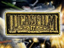 LUCASFILM (Star Wars / George Lucas) Stylish Embroidered Iron-On Studio Patch