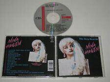 NINA HAGEN/THE MUY BEST OF (CBS 467339 2) CD ÁLBUM