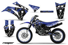 YAMAHA TTR 125 Graphic Kit AMR MX Racing # Plates Decal Sticker TTR125 08-13 RPR