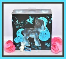 ❤️NEW Hasbro My Little Pony 2008 EXCLUSIVE Collector Art Pony Blue & Black G3❤️