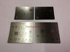 IC Repair BGA Rework Reballing Stencil Template iPhone 4 4S 5 5S 6 6 Plus 6S 7