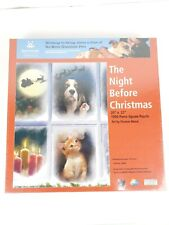 Animal Society The Night Before Christmas - Pets Jigsaw Puzzle - 1000 Pcs