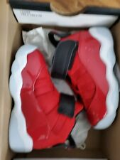Toddler Jordan 6 Rings Sneakers - Red& White - Size 5C