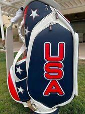 Scotty Cameron Tiffany Tour Staff Bag-Circle T-Ryder cup USA NEW!