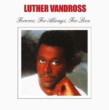 LUTHER VANDROSS - FOREVER, FOR ALWAYS, FOR LOVE USED - VERY GOOD CD