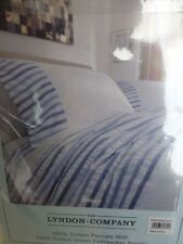 Striped Decorative Quilt Bedding Sets & Duvet Covers