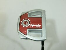 "New RH Taylormade Spider Mini 35"" Putter Diamond Silver 35 inch"
