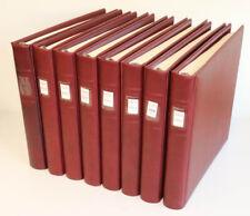 Ungarn 1945 bis 1991 postfrische Sammlung in 8 schönen Lindner-T-Alben