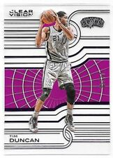 15/16 Panini Clear Vision Purple #51 Tim Duncan #17/25