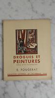 Álbum de Arte - Drogues Y Peintures - N º 9 - E.Fougerat